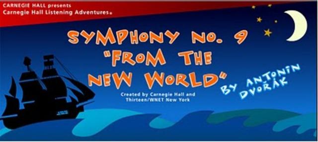 "Estrena en el Carnegie Hall de Nova York de la Simfonia ""Del Nou Món"""