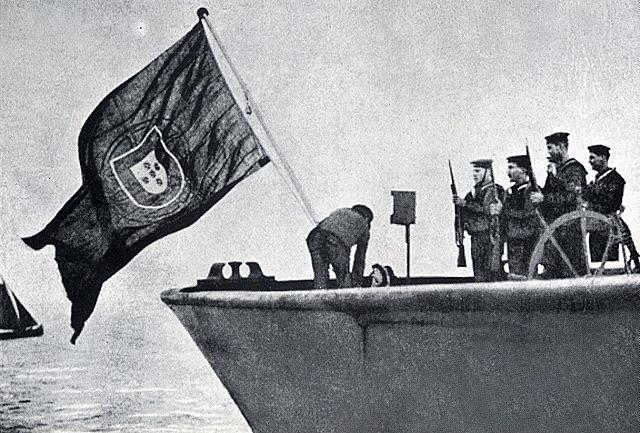 Declaració guerra Alemanya vs Portugal