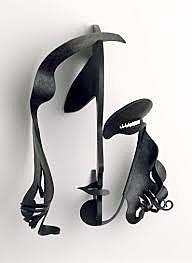 Máscara de Greta Garbo con mechón