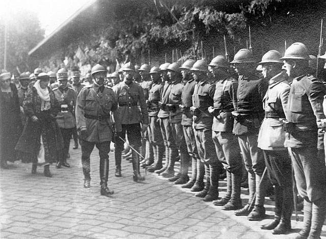 Romania entra a la guerra