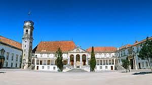 Fundación de la Universidad de Coimbra