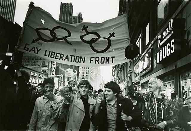 La revuelta en Stonewall, el comienzo