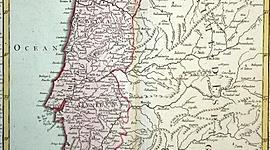Desde el nacimiento de Portugal (siglo XII) hasta el Tratado de Paz con Castilla (siglo XV) timeline