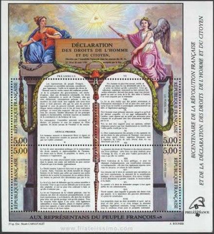 DECLARACION DE LOS DERECHOS DEL HOOMBRE Y DEL CIUDADANO