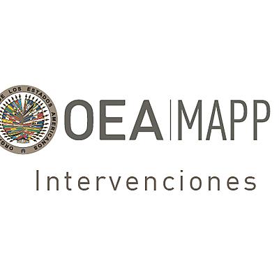 Semana 6: Misiones de Apoyo a Procesos de Paz y Consolidación Democrática timeline
