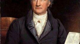 Johann Wolfgang von Goethe (1749–1832) timeline