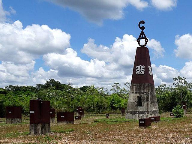 Firma de Acuerdo de Paz entre gobierno de Surinam y grupos armados