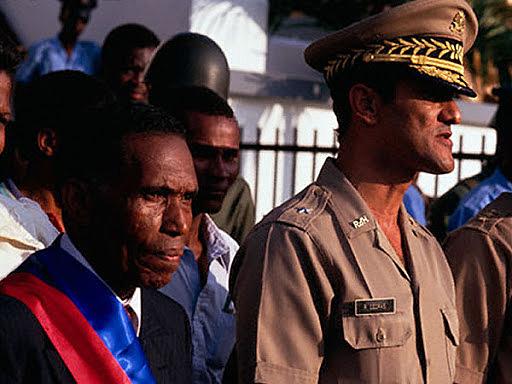 Acuerdo de Paz en Haití bajo auspicio de OEA-ONU