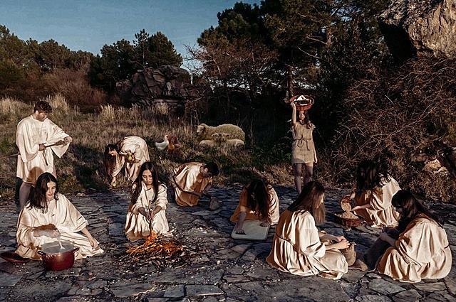 A muller no Neolítico