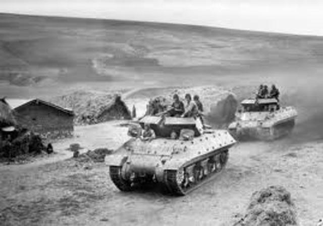 Operation Torch/Tunisia