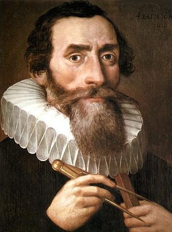 Birth of Johannes Kepler (Photo from Fotopedia)