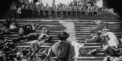 El acorazado Potemkin - Serguéi Eisenstein