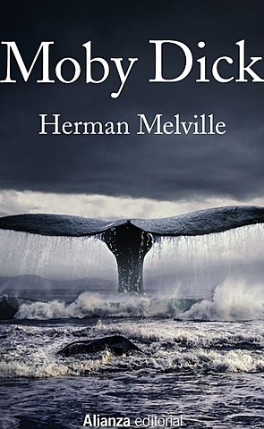 """""""Moby dick""""; Herman Melville"""
