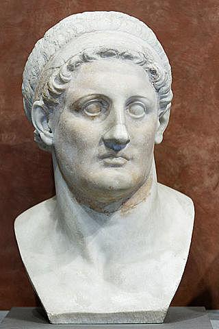 Mort de Ptolomeu I.