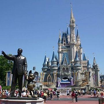 Disney per primera vegada