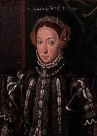 Primer matrimonio de Juan II. Su esposa, María de Aragón.