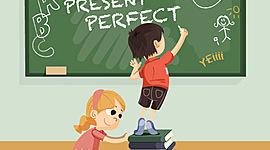Presente Perfecto timeline