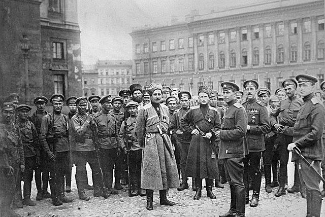 Revolució de Febrer a Rússia
