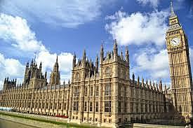 """Arquitectura historicista 2ª meitat del s. XIX """"Parlament britànic"""""""