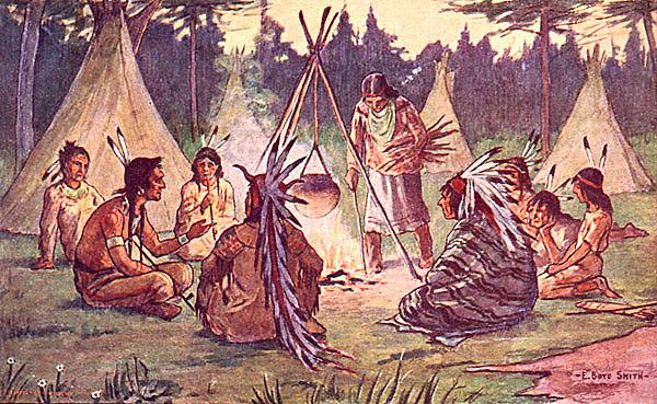 Iroquois Confederacy Established