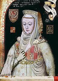 Primer matrimonio del príncipe Enrique con Blanca de Navarra. Será anulado sin consumación
