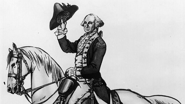 George Washington Leaves Presidency