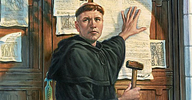 Martin Luther 95 thesis