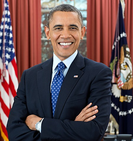 Primer president negre de EEUU