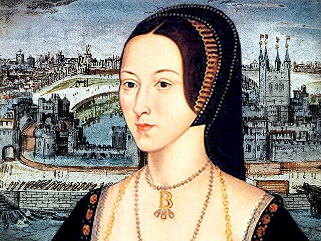 Anne Boleyn – Pregnant