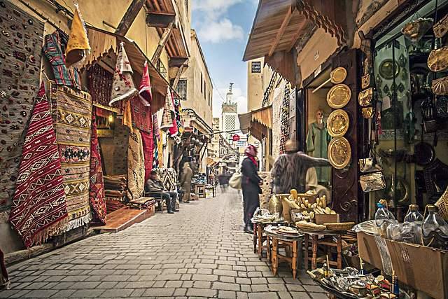 Primer viatge a Fez (Marroc)