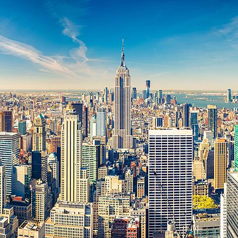 Viatge a New York i els seus voltants.