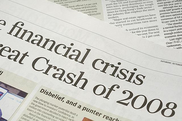 Fet econòmic- Crisis del 2008