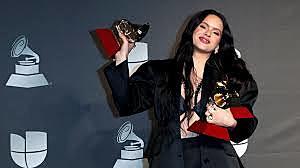 Fet cultural-Premi Grammy Rosalia