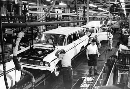 Automovilística Ford de Detroit