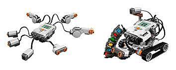 La aplicación de microprocesadores en robótica revoluciona este sector, logrando que mejore el tamaño y el precio de los robots.