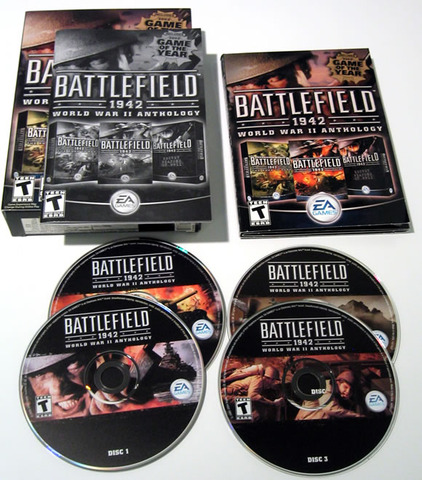 "Best game of 2002 ""Battlefield 1942"""