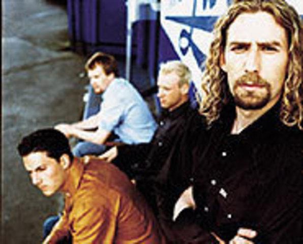 "Bets rock song Nickelback - ""Too Bad"""