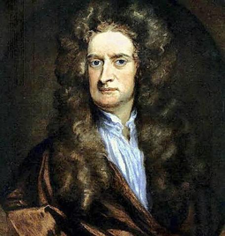 Teoria de la gravitación de Newton.