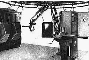 Primera patente de robot industrial