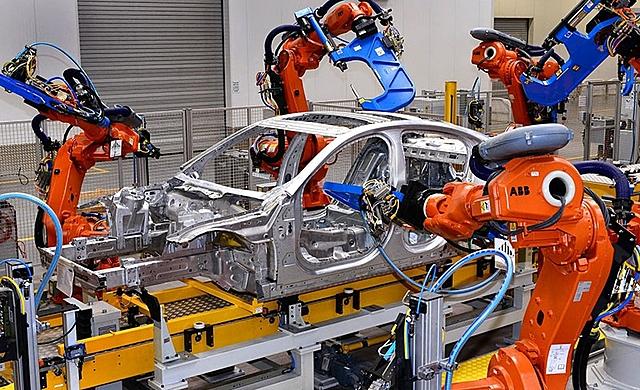 Robotica en la industria
