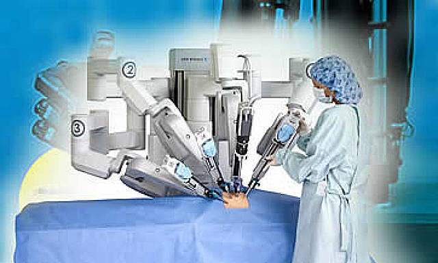 Robots Quirurgicos