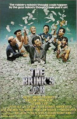 Brinks Job Filmed at Doyles