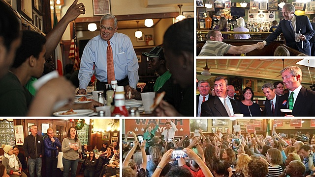 More Politicians at Doyle's