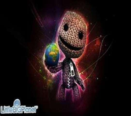 Best game LittleBIGPlanet