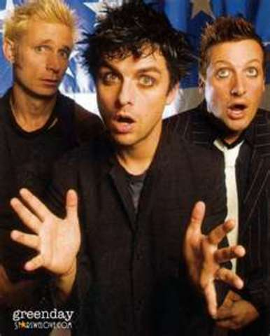 """Green Day - """"Know Your Enemy"""""""