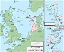 Maniobres pel Mar de Nord