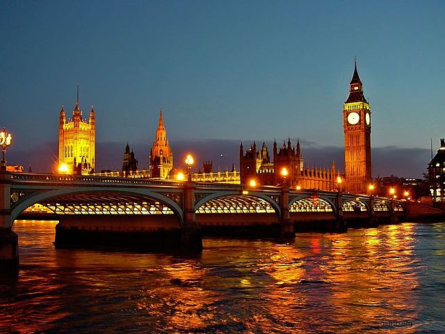 Arquitectura historicista 2ª 1/2 s XIX: Parlament britànic