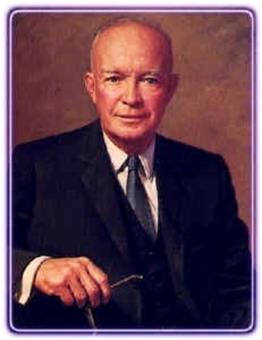 President Eisenhower and Congress take action