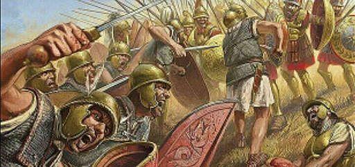 Aníbal en Roma