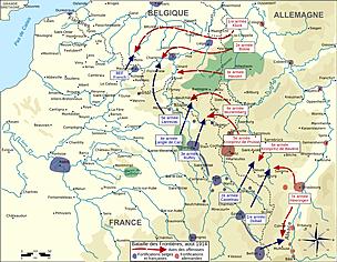 Batalla de fronteres